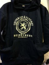 University lion of Heidelberg huddi    size: S