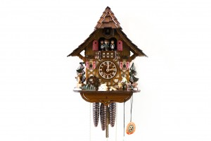 1-day Black Forest chalet with wood chopper mill-wheel, music and dancers